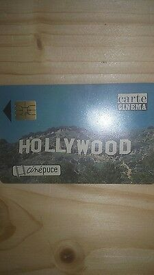 carte cinema cinepuce hollywood