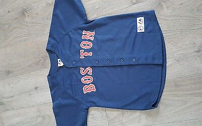 Boys Boston Red Sox Jersey 10-12