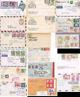 Venezuela more than 30  covers stamp Collection