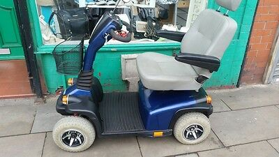 'Pride' Legend Classic XL8 mobility scooter 4 & 8 mph
