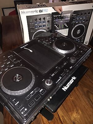 numark idj pro With Lighting Connector