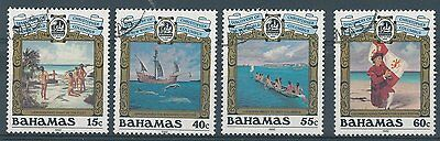 Bahamas 1992 500th Anniv of Discovery of America by Columbus (5th issue) set of4