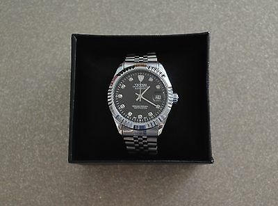 Automatic Datejust Stainless Steel Men's Watch