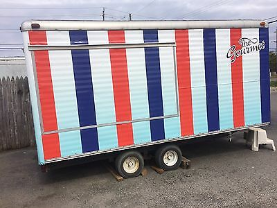 Used Concession trailer ...ready to make money