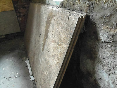 OSB  STERLING BOARDS 8 x 4 SHEETS  8 IN TOTAL