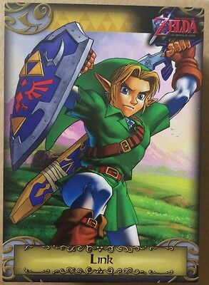 The Legend Of Zelda 2016 Enterplay Complete Cards Set 108 W/foils And Tattoos