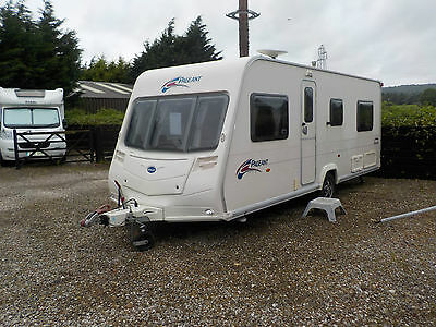 Bailey pageant burgundy 4berth fixed bed touring caravan px welcome