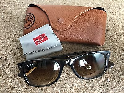 genuine ray ban New Wayfarer sunglasses