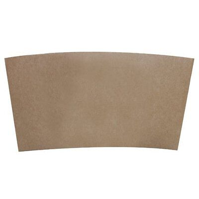 Hot Cup Sleeves Cup Jackets for 10-24oz Paper Coffee Cups, 50 Count Coffee Cup