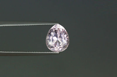 3.665Ct Huge Sparkling Natural Aaa+ Pink Kunzite Awesome Earth Mined Gemstone!