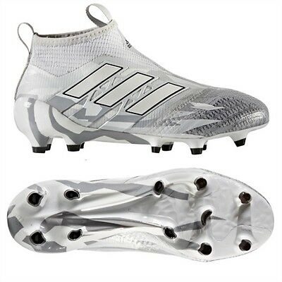 ADIDAS ACE 17+ PURECONTROL FG BB5947 JR Soccer Cleats Football Shoes Kids Boots