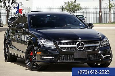 2014 Mercedes-Benz CLS-Class Premium Premium Harman Kardon Navigation Roof Massage Heated and Cooled Seats Leather