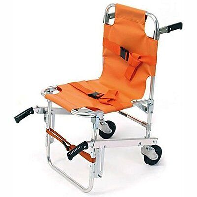 LINE2design EMS Stair Chair - Ambulance Firefighter Evacuation Medical Lift with
