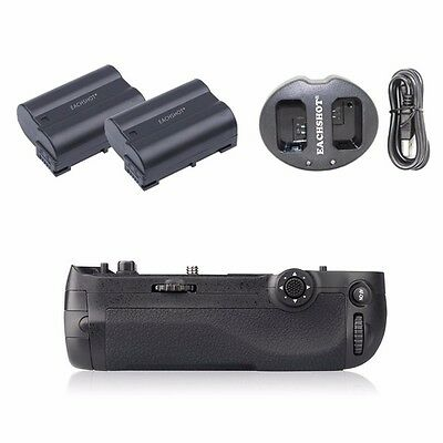 Meike MK-D500 Vertical Battery Grip for Nikon D500 as MB-D17 + 2*EN-EL15 Battery