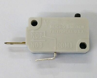 NEW Micro Switch V7-1A23D8 SPST-NO, OFF - (ON) Pin Plunger Snap Action Switch 5A