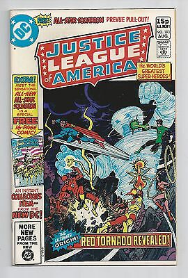 Justice League Of America #193 : Very Fine+ 8.5 : UK Pence Variant