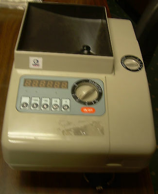 Ribao Technology CS-20 High Speed Coin Counter & Sorter GUARENTEE