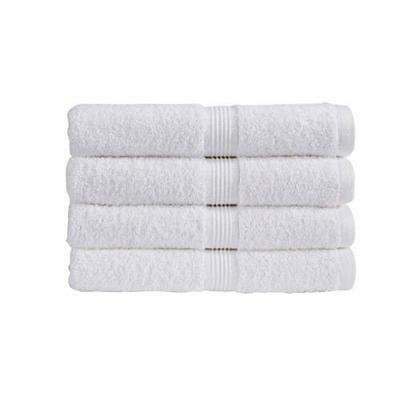 Christy Verona Guest Towel White