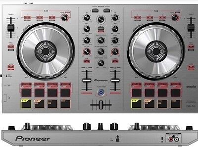 COLLECTION ONLY!! Pioneer Ddj-Sb2 Dj Controller Silver With Decksaver New In Box