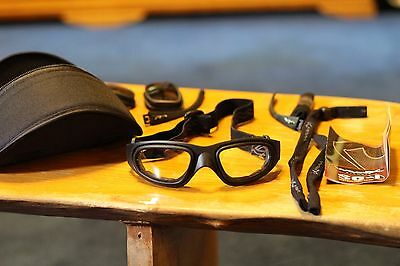 Wiley X SG-1 Glasses Kit with Case