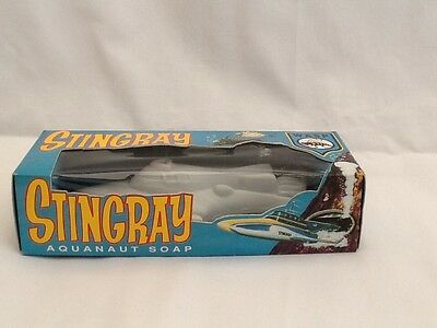 Gerry Anderson Stingray Soap