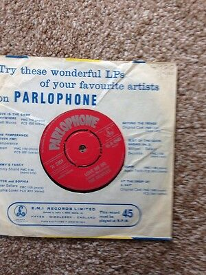 The Beatles-Love me do 7""