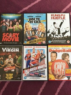 Comedy DVD Bundle ( 6 DVD's )