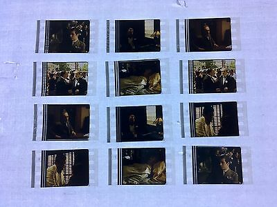 The Godfather (1972) Movie 35mm Film Cells Film cell filmcell unmounted lot