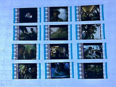 Jurassic Park III 3 (2001) Movie 35mm Film Cells Film cell filmcell unmounted