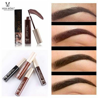 7 Days Long Lasting Waterproof Brow Tint Tattoo Pen Eyebrow Enhancers Liner