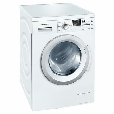 Siemens iQ300 WM14N200GB Freestanding Washing Machine, White - J 3927955