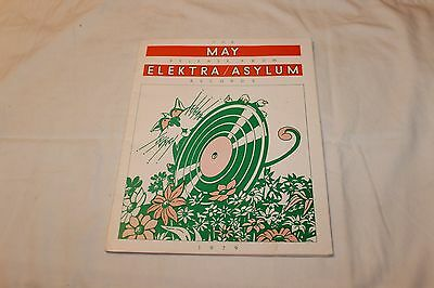 THE MAY RELEASE FROM ELEKTRA-ASYLUM 1979 with Roy Orbison  and other Artists