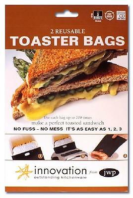 JWP Toaster Bags