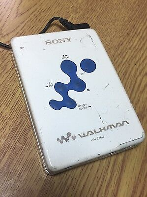 Sony Wm-Ex615 Cassette Walkman Special Edition