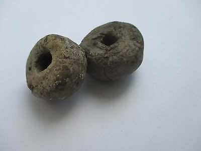 Nice Viking Spindle Whorl Kievan Rus 9-11-AD