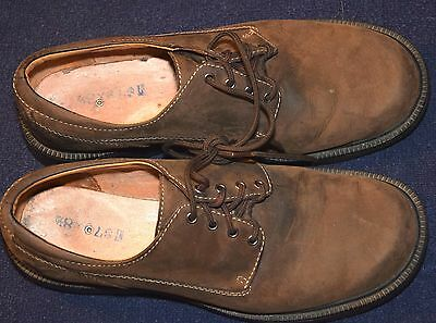 TIMBERLAND Waterproof  Brown Suede Women's Casual Lace Shoes Size 8.5