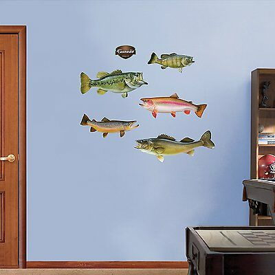 FATHEAD Game Fish Graphic Wall Décor
