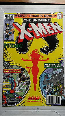 The X-Men #125 (Sep 1979, Marvel)