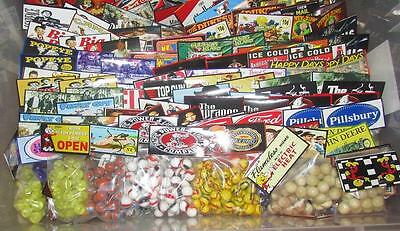Wholesale Super Nice Lot 42 Bags Of Coca Cola Advertising Promo Marbles #1