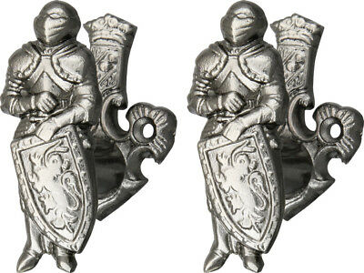"203311 Armour Gun & Sword Holder 2.5"" High (Set Of 2)"