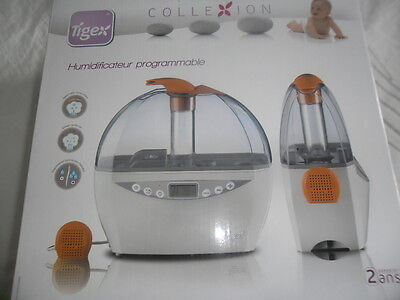 Humidificateur d'air  Tigex programmable
