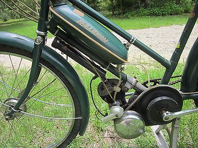 1958 Other Makes RM1c  Raleigh RM1C cyclemotor moped VERY RARE