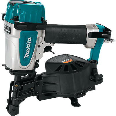 Makita 1-3/4 in. 15 Degree Roofing Coil Nailer-AN453