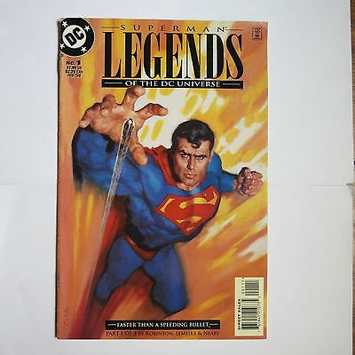 Legends of the DC Universe #1 Superman