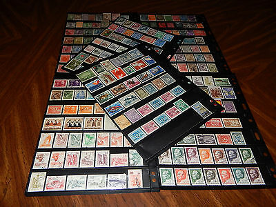 Yugoslavia stamps - BIG lot of 269 early mint hinged & used stamps - super !!