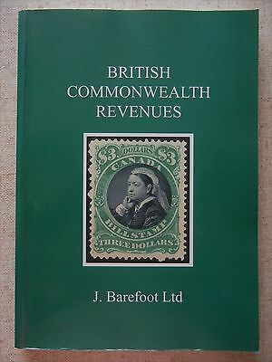 BRITISH COMMONWEALTH REVENUES by J.BAREFOOT 7th EDITION