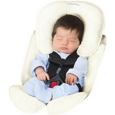 Newborn Head Support Pillow Infant Sleeping Pad Stroller Car Seat Baby Easy Rest