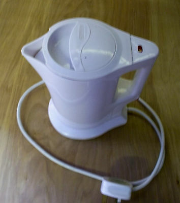 Northmace White 0.8Ltr Kettle Suitable For Hotel, B&b, Guest Room, Caravan Ect