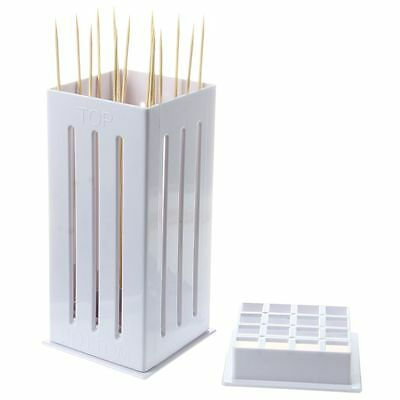 FK Skewer Express 32 Bamboo Skewers Barbecue Tools White