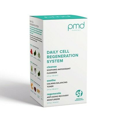 PMD Personal Microderm Daily Regeneration System Starter Kit
